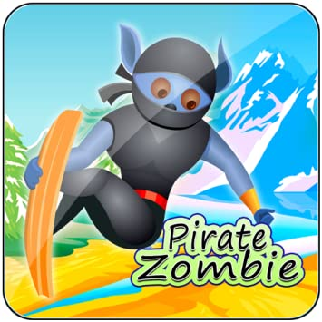 Amazon.com: Ninja Zombie Pirates Ship Games for Little Kids ...