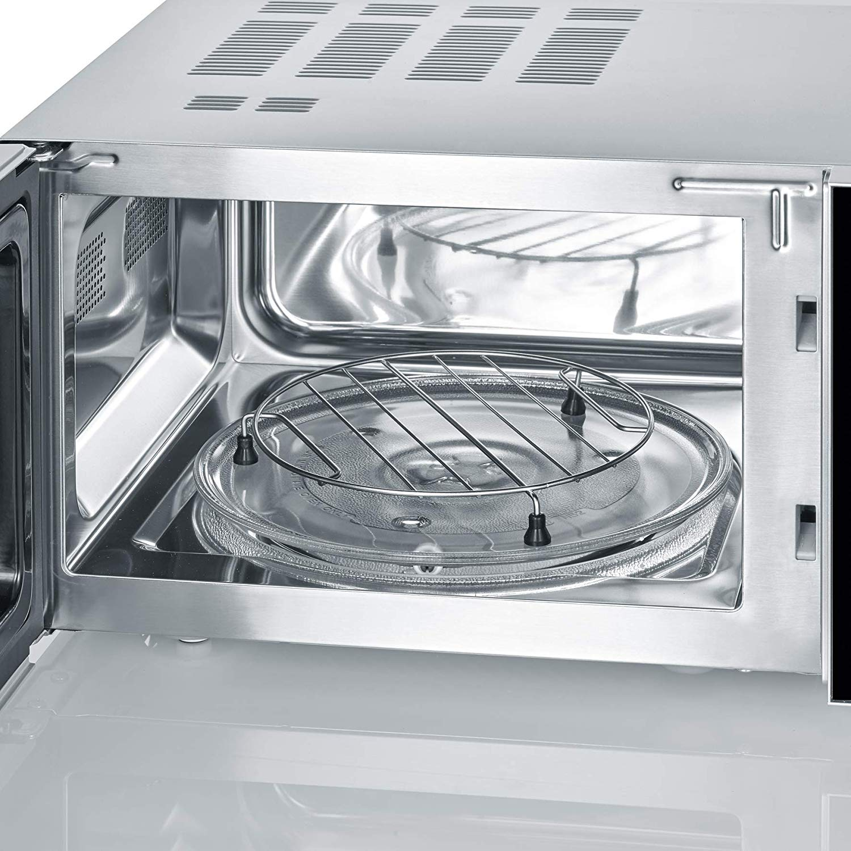 Severin MW 9663 Microondas con Grill y Función de Aire Caliente ...