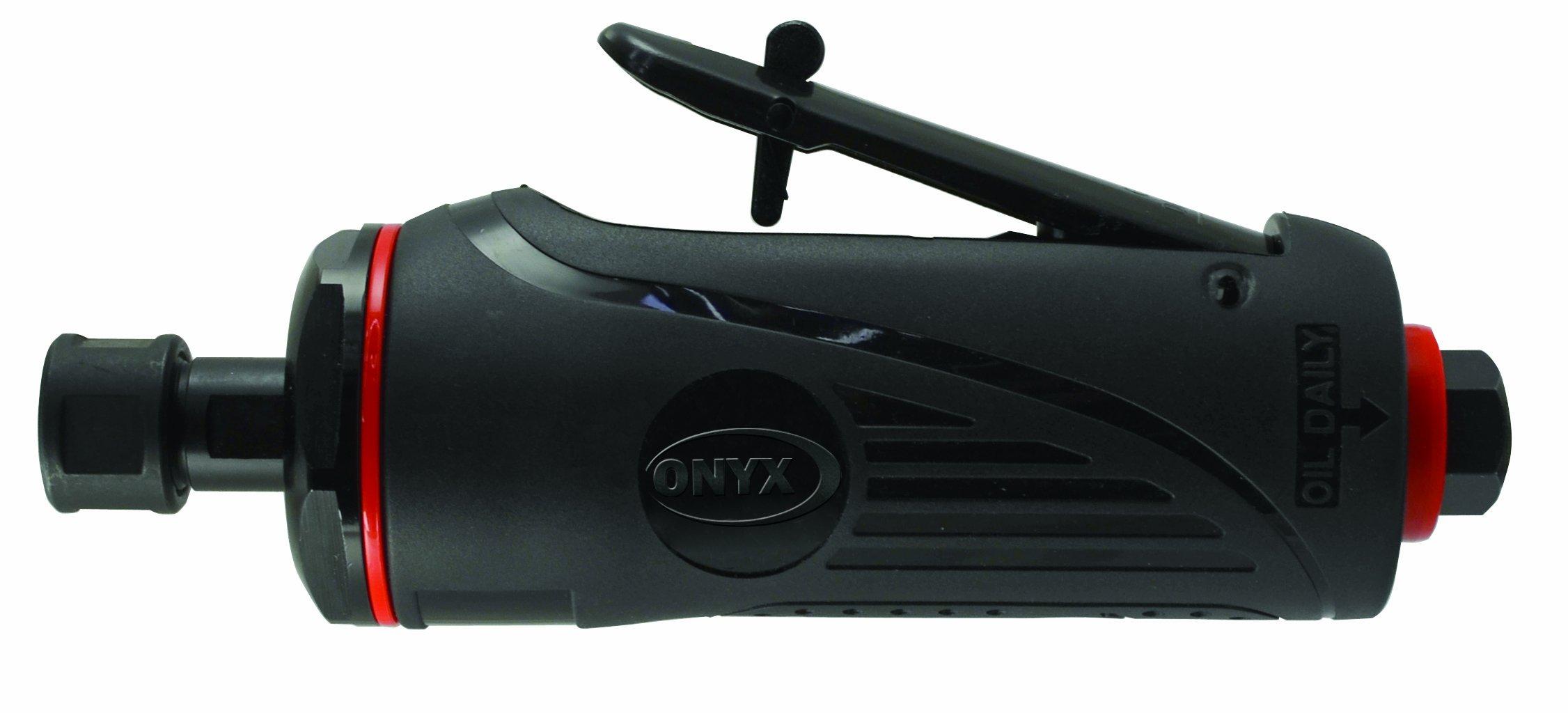 Astro 202 ONYX Composite 1/4-Inch Medium Die Grinder with Safety Lever