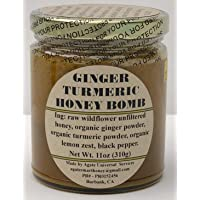 GINGER TURMERIC HONEY BOMB 11oz.