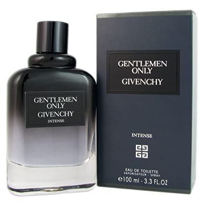 eeda26dc7 Amazon.com : Givenchy Gentlemen Only Intense Eau de Toilette Spray for Men,  3.3 Ounce : Beauty