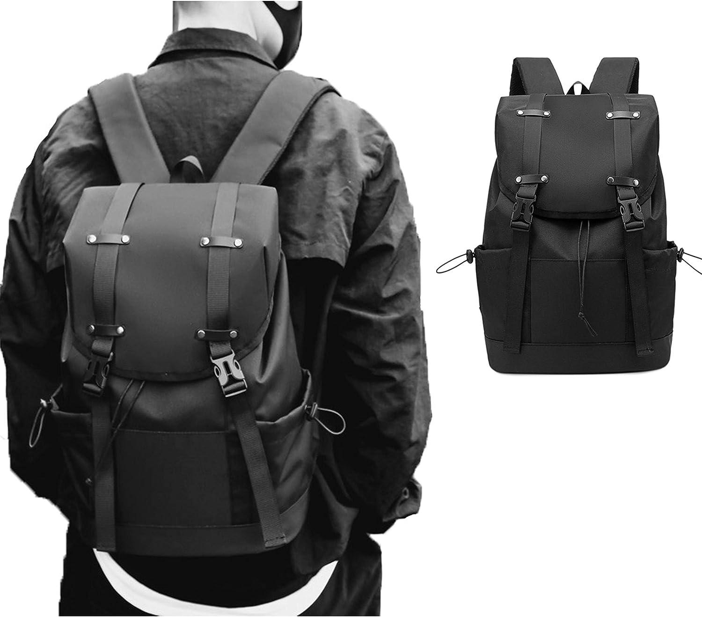 Draw A Sun Face Backpack Travel Bag Laptop Bag School Bag Bookbag Hiking Camping Rucksack