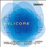 D'Addario ( ダダリオ ) 弦 ヘリコア G スチール / シルヴァー巻 Viola ( ヴィオラ ) 用 H413MM