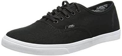 vans authentic schwarz 35