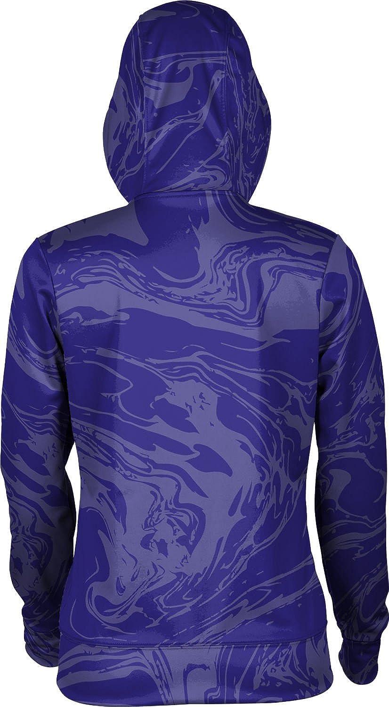 School Spirit Sweatshirt High Point University Girls Zipper Hoodie Ripple