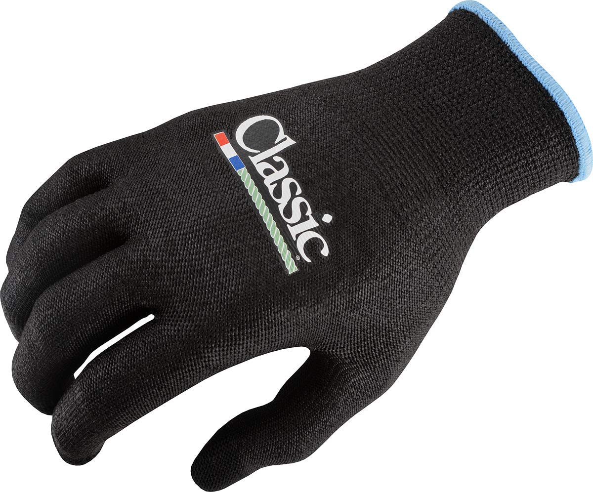 Classic Rope Company Classic HP Roping Glove Black XL by CLASSIC ROPE