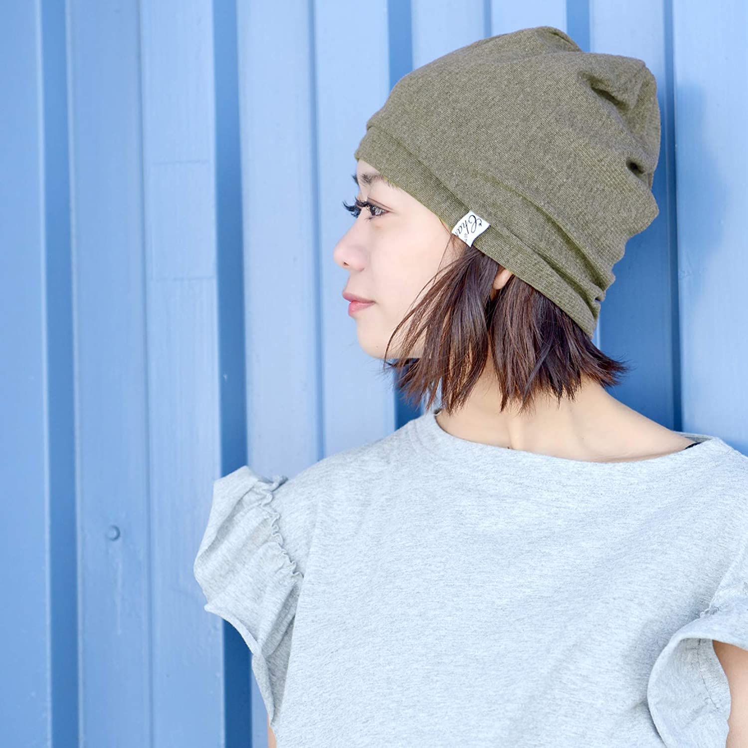 Summer Beanie Hat Thin Slouchy Baggy Cooling Light Fashion Unisex CHARM Casualbox