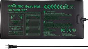 BN-LINK Durable Seedling Heat Mat Warm Hydroponic Heating Pad Waterproof 10