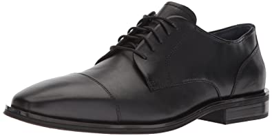Cole Haan Men's Dawes Grand Cap Toe Oxford, Black, 7 Medium US