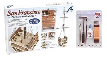 Artesania Latina 20403. Maqueta de barco en madera ...