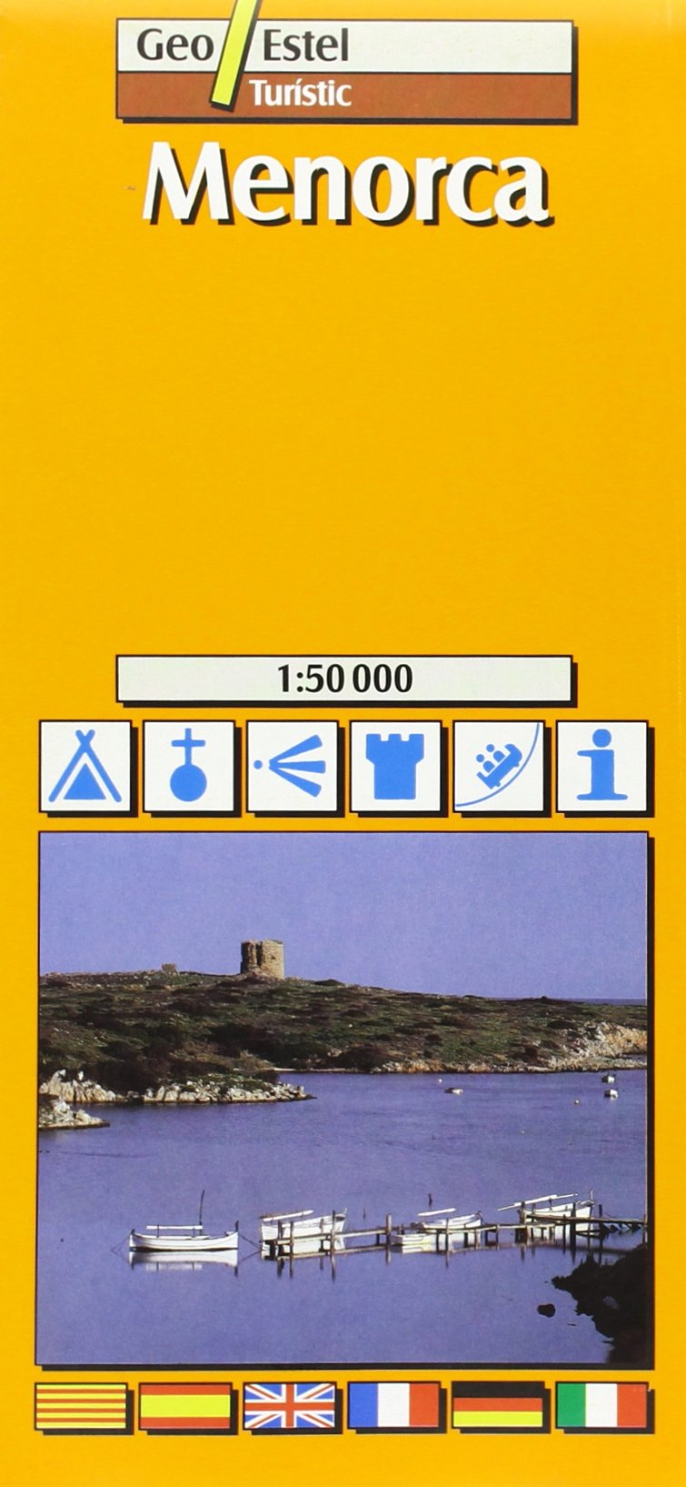 menorca 1/50.000 PDF