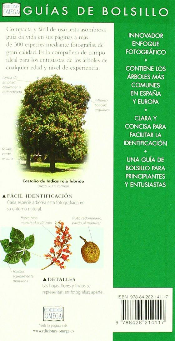 ARBOLES. GUIA DE BOLSILLO GUIAS DEL NATURALISTA-ARBOLES Y ARBUSTOS ...