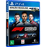 F1 2018 - Headline - Playstation 4
