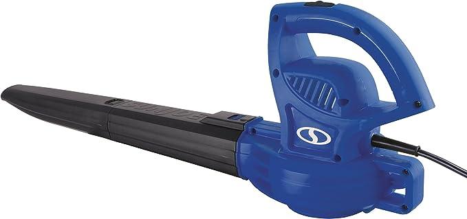Amazon.com : Sun Joe SBJ597E-SJB 6-Amp 155 MPH Electric Leaf Blower, Blue : Garden & Outdoor