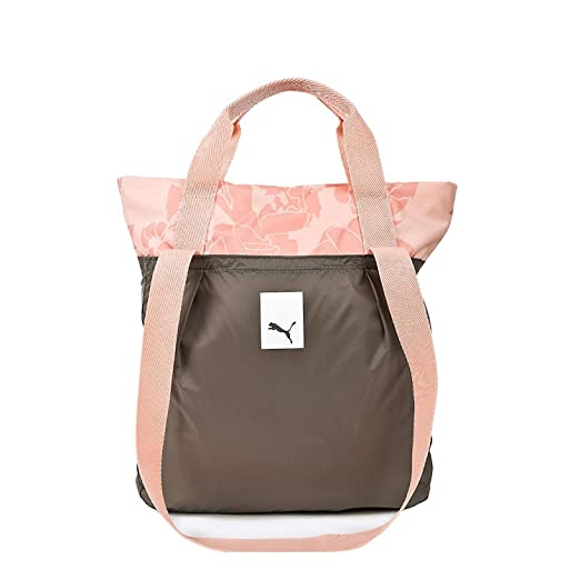 Puma Bolso Mujer Prime Shopper Bungee Cord-Peach One Size rosa: Amazon.es: Ropa y accesorios