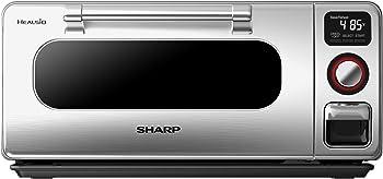 Sharp SSC0586DS Superheated Steam 0.5 Cu.Feet. Countertop Oven