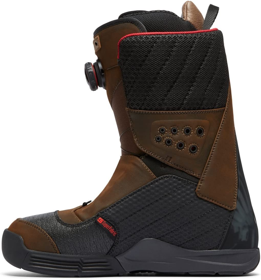 BOA Snowboard Boots for Men ADYO100034 DC Shoes Travis Rice
