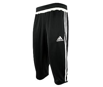 adidas Tiro 15 34 Pant Trainingshose Schwarz