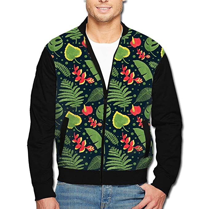 Amazon.com: The Tropical Plant - Chaqueta para hombre ...