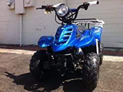Mountopz 110cc Four-Wheeler ATV