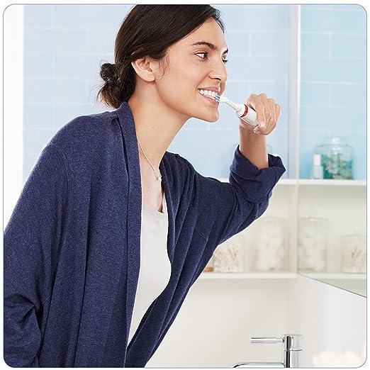 Oral-B Smart 4N Cross Action - Cepillo de dientes eléctrico: Amazon.es: Salud y cuidado personal