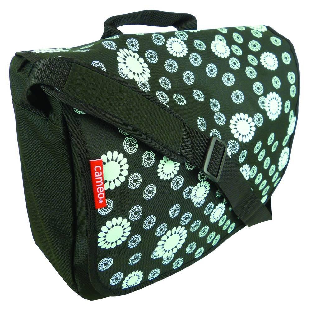 CaCameo 1X bicycle bag 38 x 29 x 11 cm black 5051023 12 liters