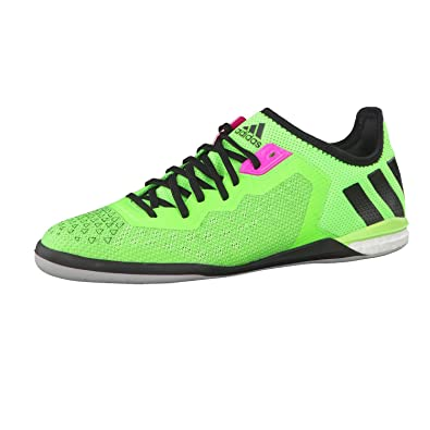 cd4305286bcd adidas Men s Ace 16.1 Court Football Boots  Amazon.co.uk  Shoes   Bags