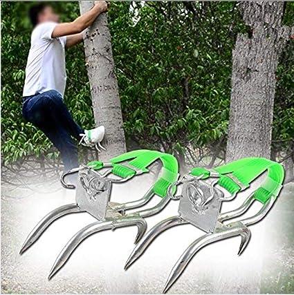 ZLQF Antideslizante Árboles Trepadores Artefacto,Pata del Gato Zapatos De árbol Dedicados Avispa para La