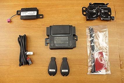 Amazon com: Jeep Cherokee Remote Start Kit MOPAR OEM: Automotive