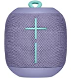 UE WONDERBOOM Super Portable Waterproof Bluetooth Speaker, (Renewed) (Lilac)