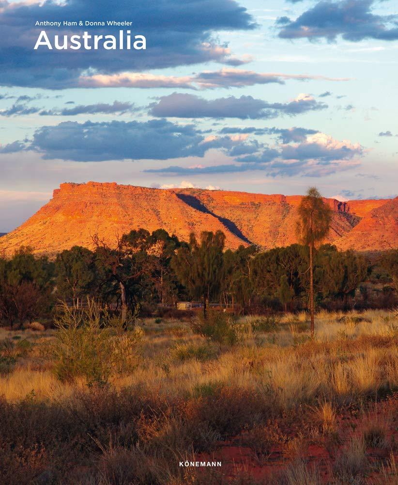 Australia Anthony Ham Donna Wheeler 9783741920370 Amazon Com