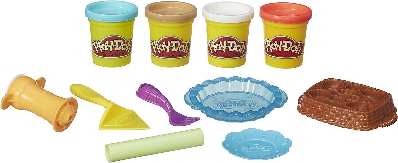 Crostate colorate nuova versione 2017 Play-Doh
