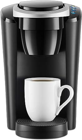 Keurig MAIN-85544 Compact Single-Serve K-Cup Pod Coffee Maker, Black, 2.3,