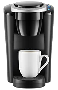 Keurig K-Compact Single-Serve K-Cup Pod Coffee Maker, Black