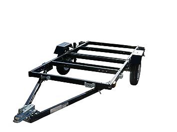 folding utility trailer 4x8: Amazon ca: Tools & Home Improvement