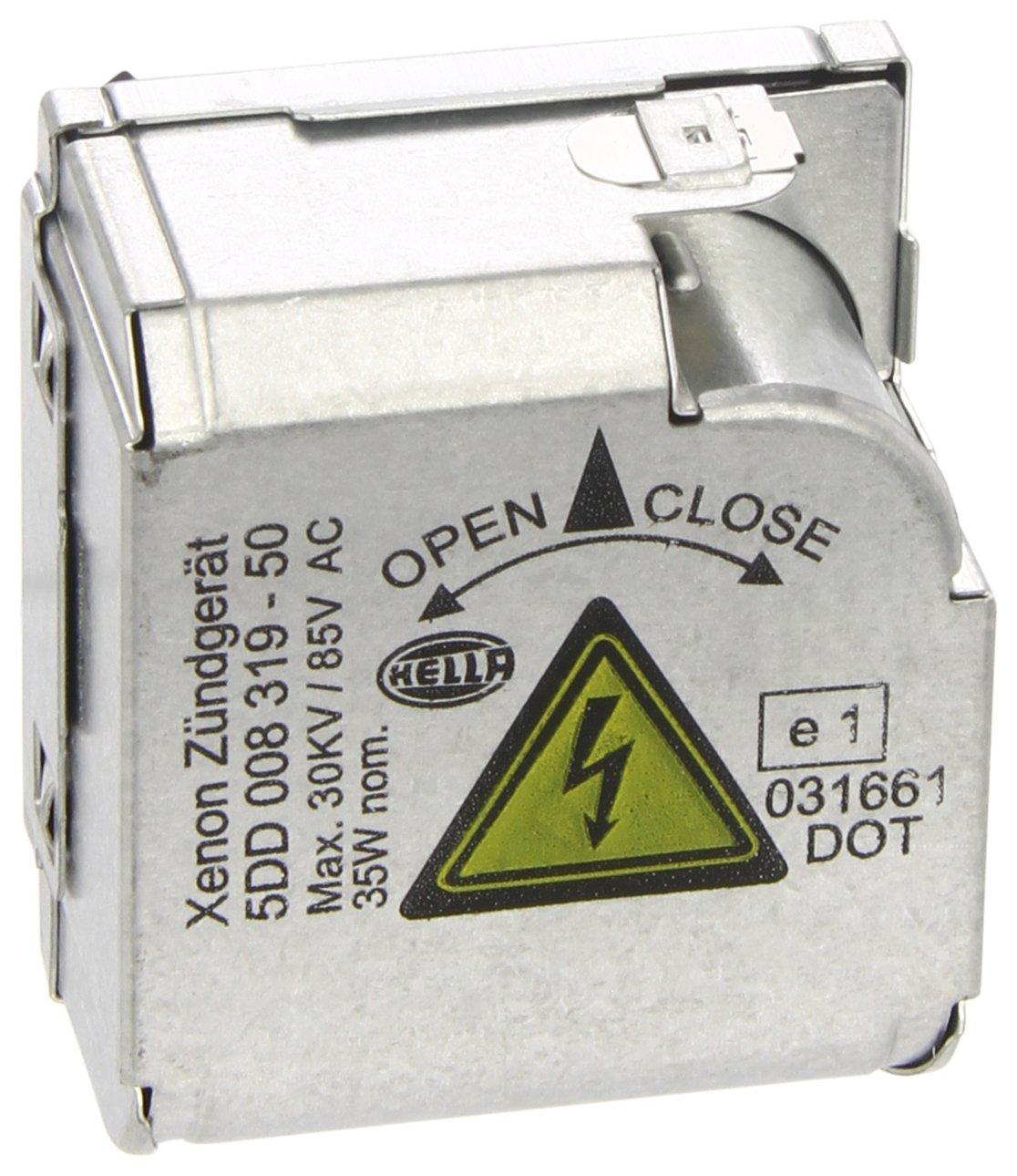 HELLA 5DD 008 319-501 Dispositivo d'accensione, Lampada a scarico di gas Hella KGaA Hueck & Co. 008319501