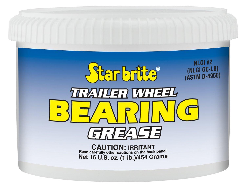 Star Brite Wheel Bearing Grease - 1 lb