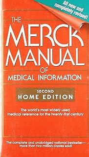 the merck manual 8601400074176 medicine health science books rh amazon com Merck Manual Book Merck Manual Inside