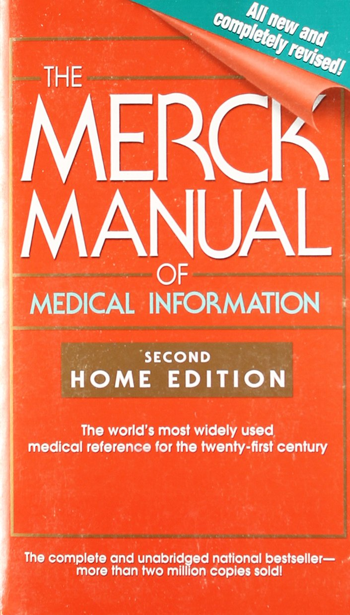 the merck manual of medical information second home edition merck rh amazon com the merck manual home edition the merck manual of diagnosis and therapy