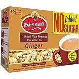 Wagh Bakri Ginger Instant Tea Premix, 80g