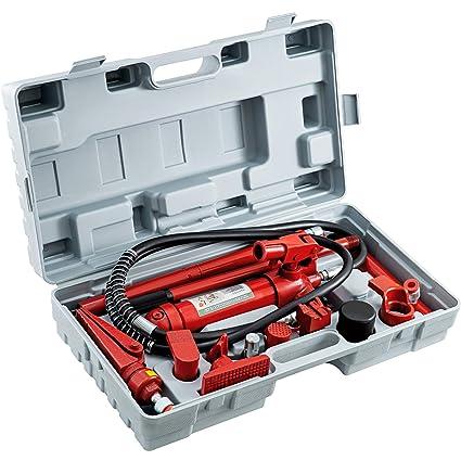Amazon Com Mophorn 6 Ton Porta Power Kit 2m Hydraulic Car Jack Ram