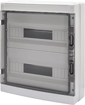 Gewiss GW40107 caja eléctrica - Caja para cuadro eléctrico: Amazon.es: Bricolaje y herramientas