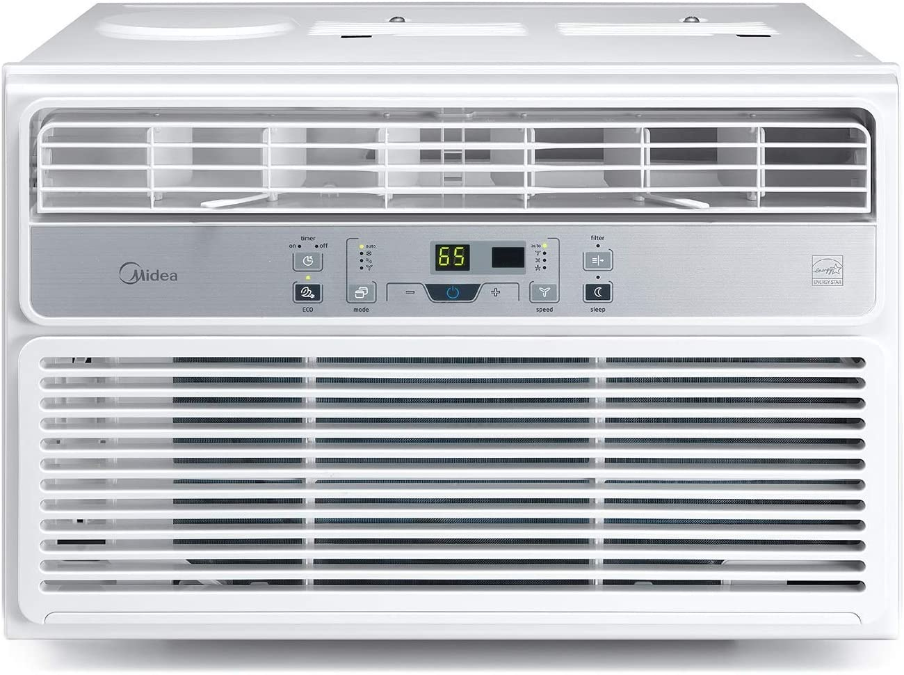 MIDEA EasyCool Window Air Conditioner