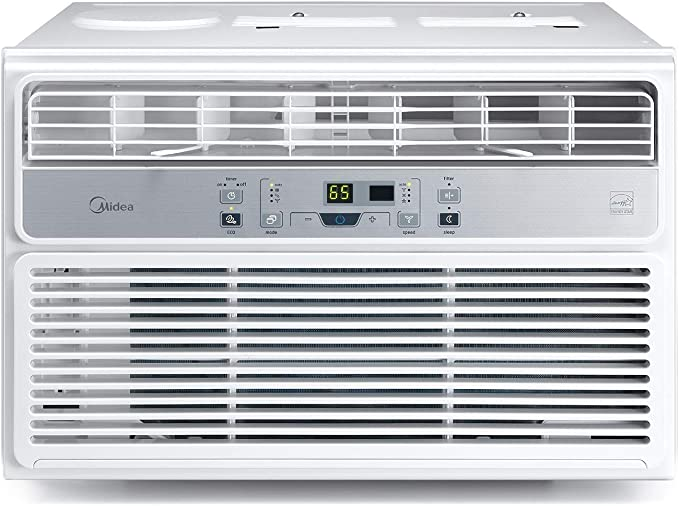 MIDEA EasyCool Window Air Conditioner Cooling