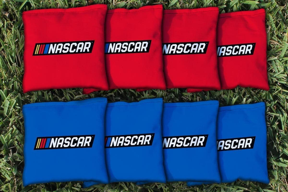 8 Nascar regulation All Weather Cornhole Bags