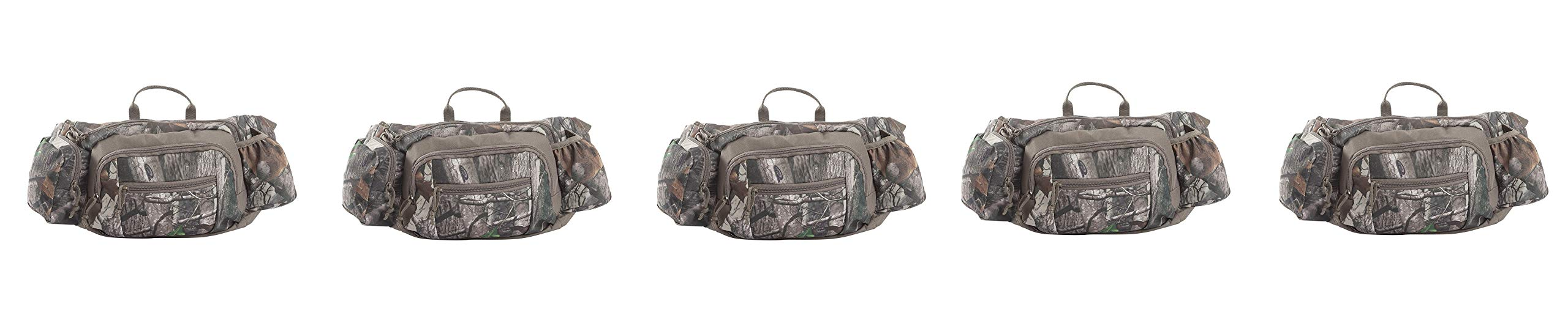 Allen Crusade Camo Hunting Waist Pack, 600 Cubic Inches, Next G2 (Pack of 5)