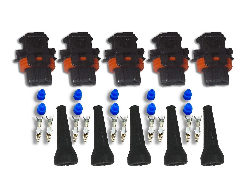 Conector de inyector Compatible Dropper Bosch/ /Multi marcas autom/óvil