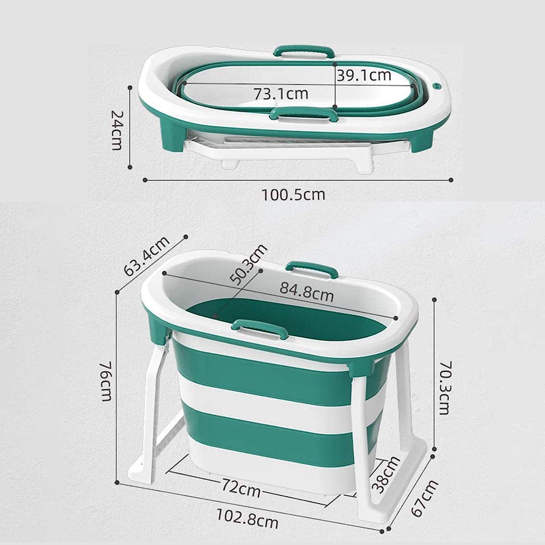 home freestanding bathtub childrens bath tub freestanding portable shower bucket in the corner of the bathroom Green-34-inch large portable folding bathtub adult portable bathtub