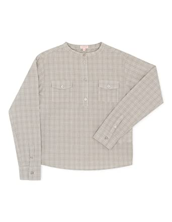 f4e79440f Gocco Girl s Camisa Mao Rayas Casual Shirt  Amazon.co.uk  Clothing