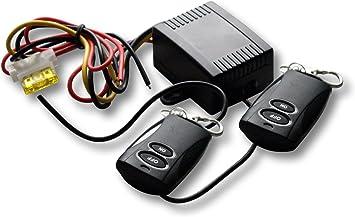Remote HandSender 12V 4 Kanal Universal wireless switch Empfänger Funkschalter